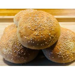 Les pains burgers
